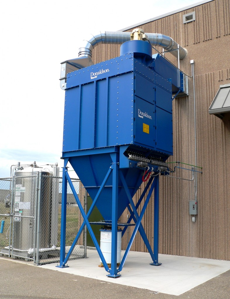 Dust Collection Systems Minnesota Commercial Mechanical