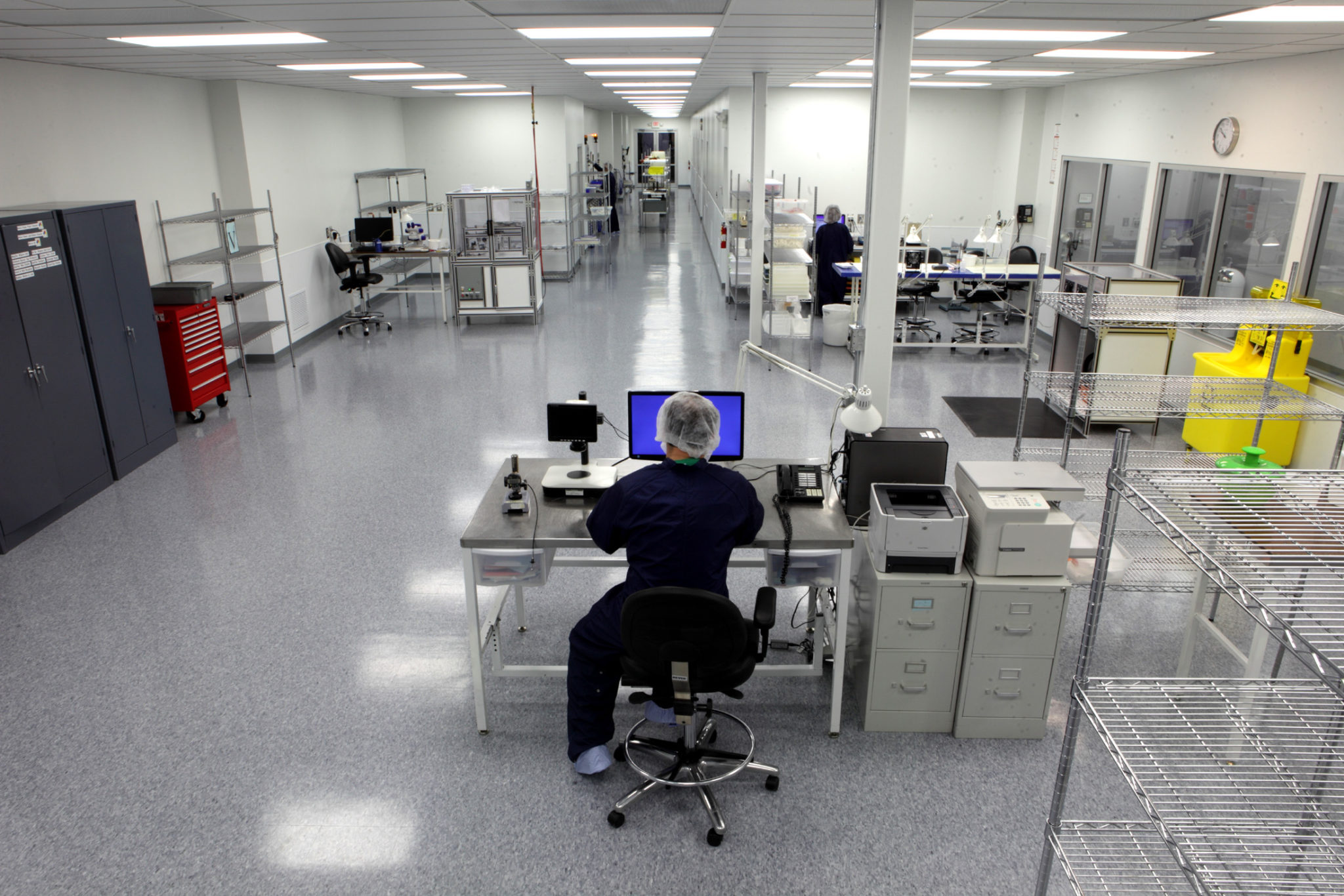 Clean Room: Clean Rooms HVAC Contractor