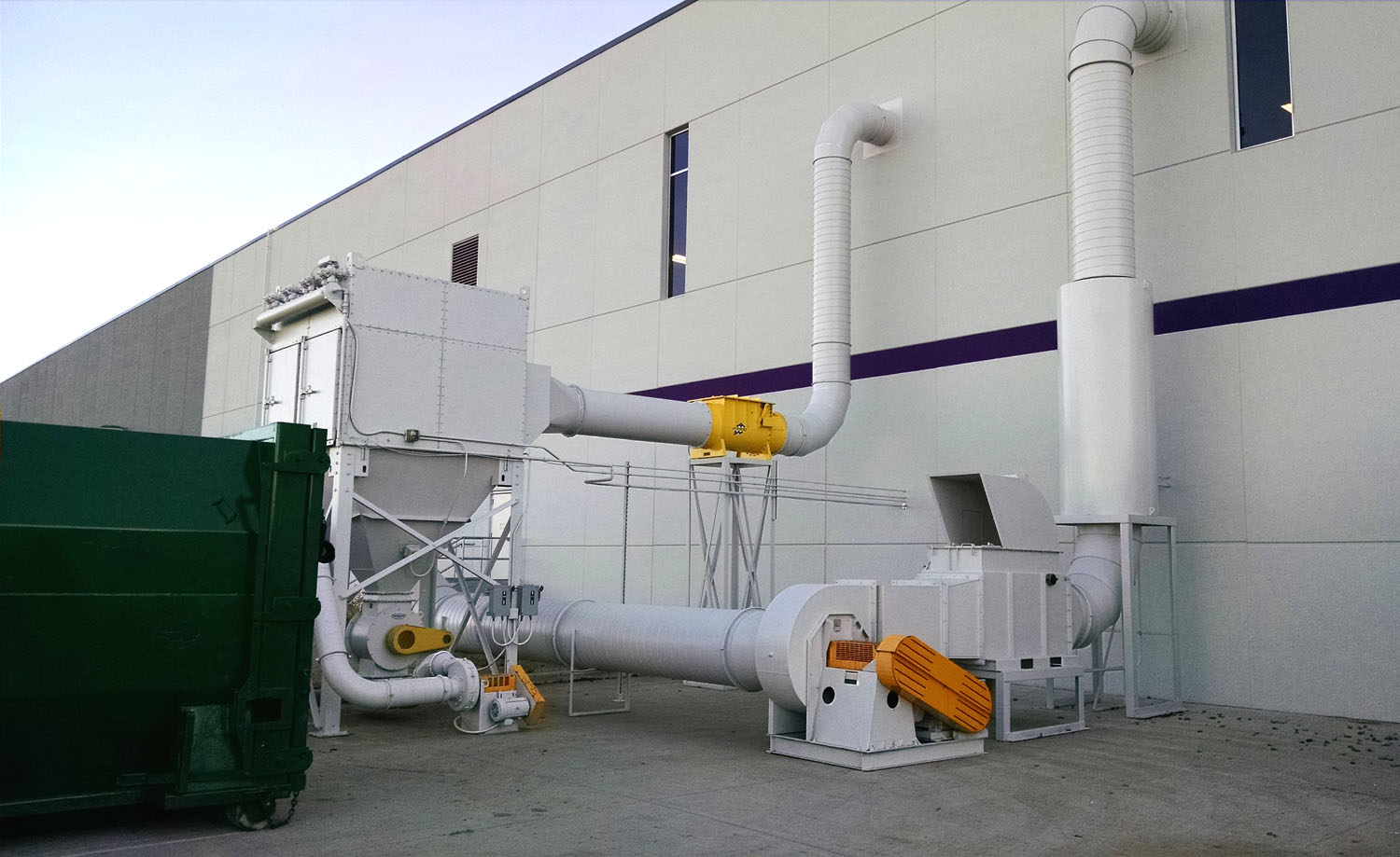 dust collection HVAC systems minnesota