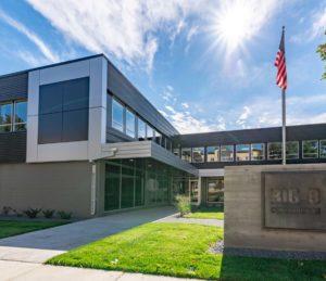 Big D Construction Headquarters by Allan Mechanical
